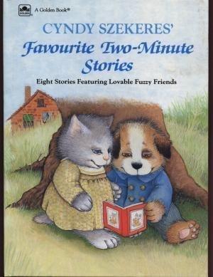 9780307121875: Cyndy Szekeres' Favorite Two-Minute Stories