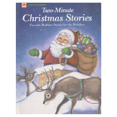 9780307121882: Two-Minute Christmas Stories