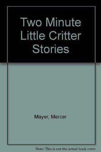 9780307121929: 2-Minute Little Critter Storys