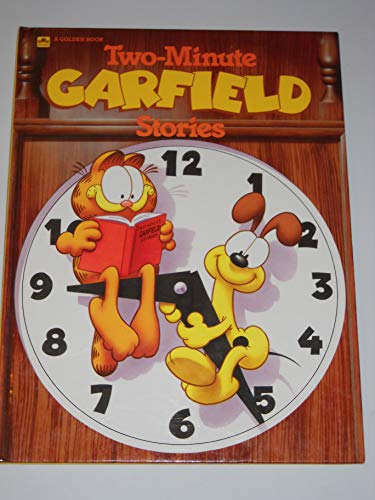 2-Minute Garfield Stories: Davis, Jim
