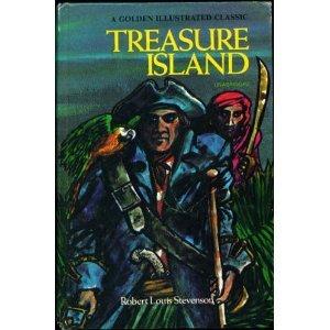 9780307122193: Treasure Island (Golden Illustrated Classic, Unabridged)