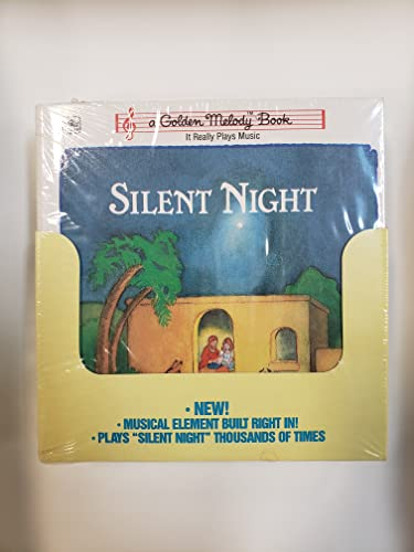 9780307122407: Silent night (A Golden melody book)