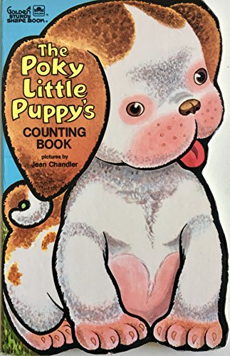 9780307122520: The Poky Little Puppy's Counting Book