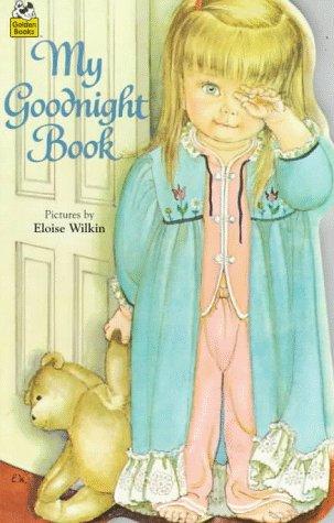 9780307122582: My Goodnight Book (Golden Sturdy Shape Book)
