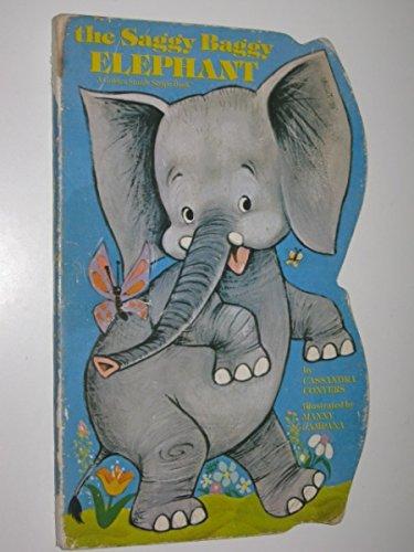 9780307122667: The Saggy Baggy Elephant (A Golden Sturdy Shape Book)