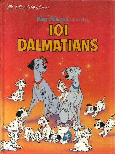 Walt Disney's Classic 101 Dalmatians (Big Golden Book): Korman, Justine; Langley, Bill
