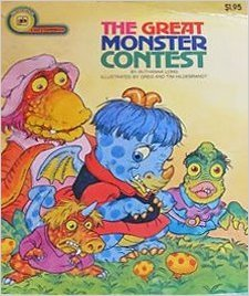 9780307123633: The Great Monster Contest