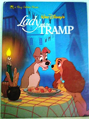 9780307123671: Walt Disney's Lady and the Tramp (Big Golden Book)