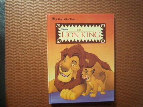 9780307123763: Disney's the Lion King (Big Golden Book)