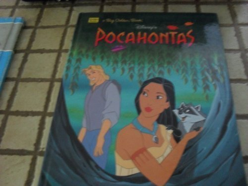 9780307123787: Disney's Pocahontas (Big Golden Book)