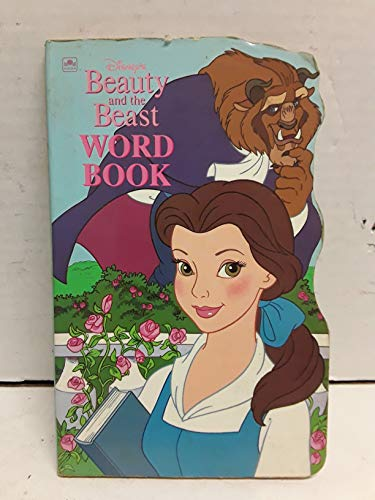 Disney's Beauty and the Beast Word Book (board book)