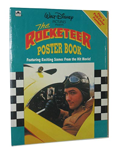 Walt Disney Pictures Presents The Rocketeer Poster Book