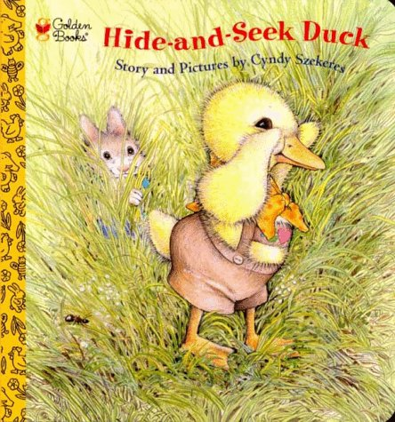 9780307124326: Hide-and-Seek Duck (Golden Naptime Tales)