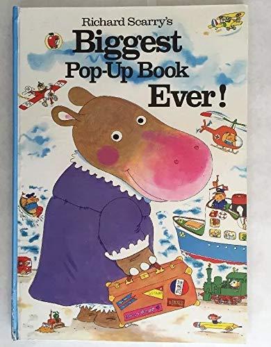 9780307124609: Biggest Pop-Up Book Ever!