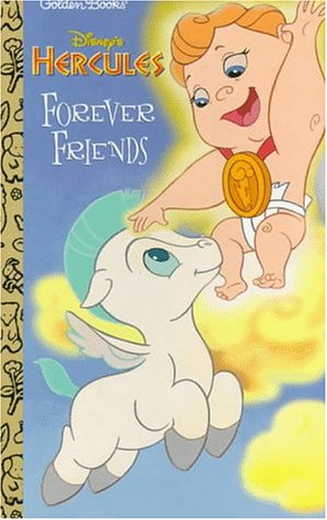 9780307124692: Disney's Hercules: Forever Friends