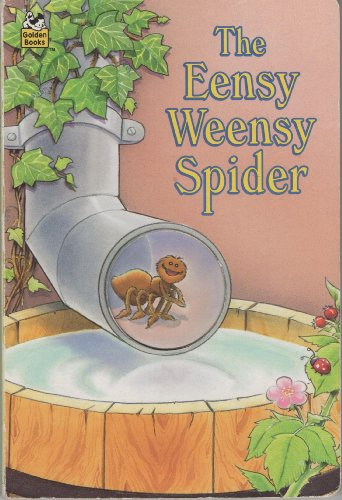 9780307124715: Eensy Weensy Spider (Golden Take-A-Look Books)