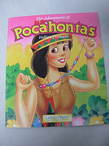 Disney's Pocahontas: Into the Forest (Golden Sturdy: Mary Packard; Illustrator-Darrell