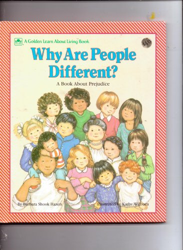 9780307124852: Why Are People Different?/Lrn (Golden Learn About Living Book)