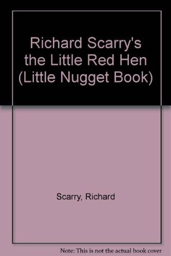 9780307125231: The Little Red Hen (Little Nugget)