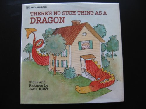 9780307125255: There's no such thing as a dragon: Story and pictures