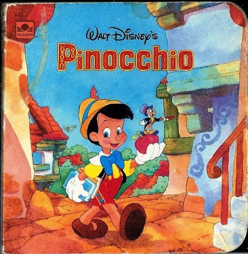 9780307125323: Walt Disney's Pinocchio (Little Nugget)