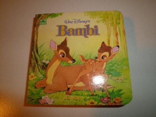 9780307125354: Walt Disney's Bambi (Little Nugget)