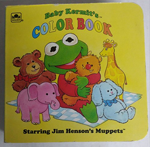9780307125392: Muppets Colors (Little Nugget Book)