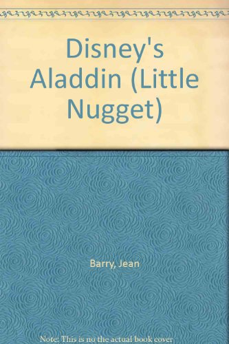 9780307125477: Disney's Aladdin (Little Nugget)
