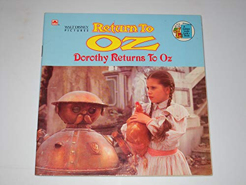 9780307125538: Dorothy Returns To Oz (Return to Oz)