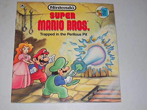 9780307125705: Super Mario Brothers: Trapped in the Perilous Pit