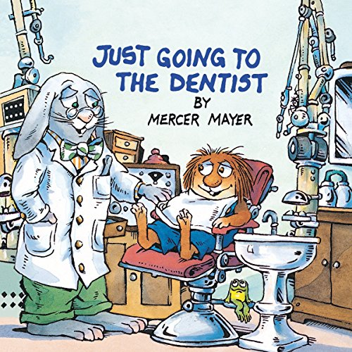 9780307125835: Just Going to the Dentist (Little Critter) (Golden Look-Look Books)