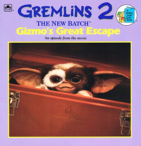 9780307125903: Gremlins: Gizmo's Great Escape (Look-look Books)