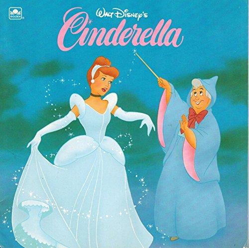 9780307126849: Walt Disney's Cinderella (Golden Look-Look Book)