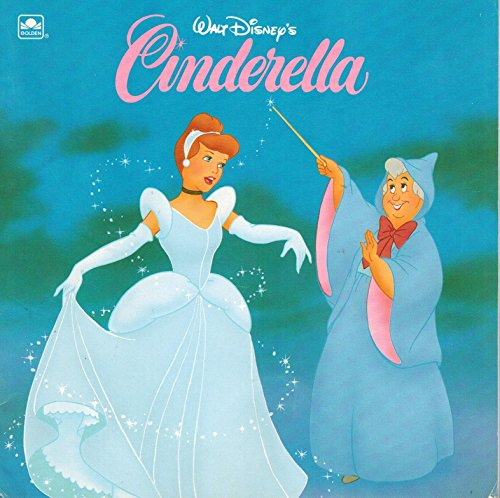 9780307126849: Walt Disney's Cinderella (Golden Books)