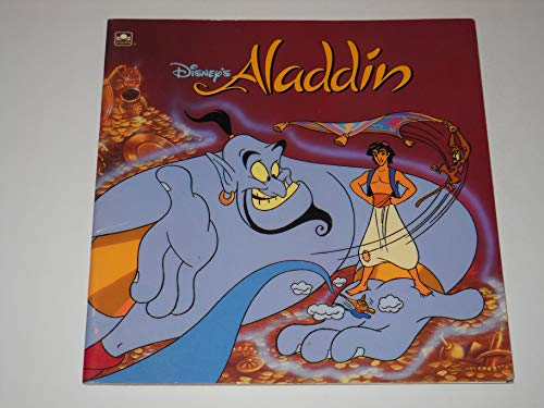 Disney's Aladdin (Golden Look-Look Book) (0307126927) by Braybrooks, Ann; Ortiz, Phil; Michaels, Serge