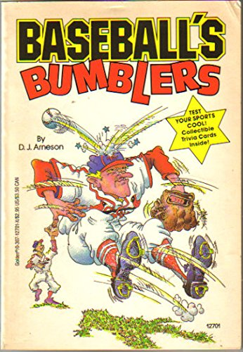 Baseball's Bumblers (A Golden Sports Book)