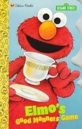 9780307127174: Elmo's Good Manners Game (Sesame Street)