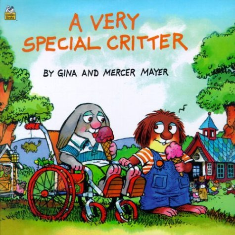 9780307127631: A Very Special Critter (Golden Look-Look Books) (Little Critter)