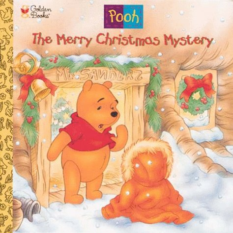 The Merry Christmas Mystery (Disney's Winnie the: Betty Birney