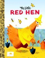 9780307127853: Little Red Hen (Look-Look)