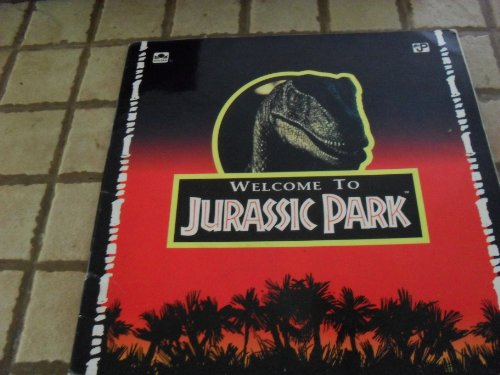 9780307127969: Welcome to Jurassic Park