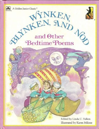 9780307128096: Wynken, Blynken, and Nod and Other Bedtime Poems (Golden Junior Classic)