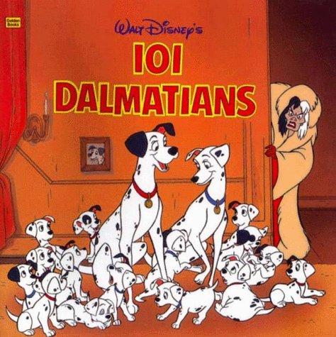 Walt Disney's 101 Dalmatians (Look-Look): Mary J. Fulton
