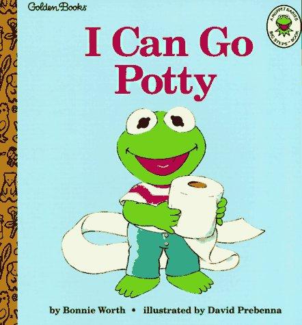9780307128331: I Can Go Potty (Muppet Babies Big Steps Book) (Golden Books)