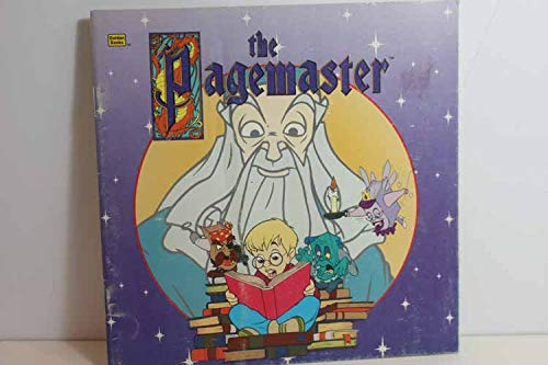 9780307128478: The Pagemaster (Golden Look-Look Books)