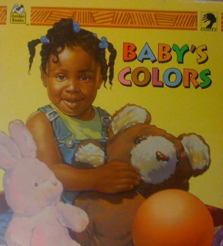 9780307128737: Baby's Colors