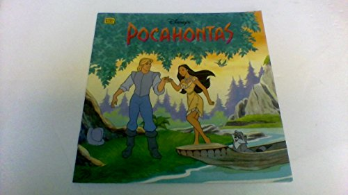 9780307128867: Disney's Pocahontas (Golden Books)