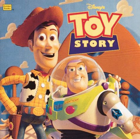 9780307129086: Disney's Toy Story (Golden Books)