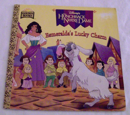 Esmeralda's Lucky Charm (Disney's The Hunchback of Notre Dame): Lundell, Margo