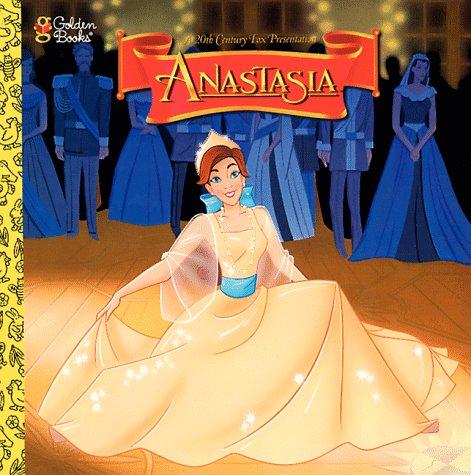 9780307129659: Anastasia (Golden Look-Look Book)
